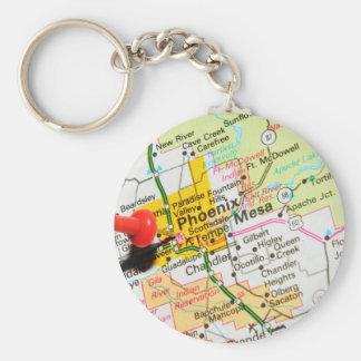 Phoenix, Arizona Key Ring