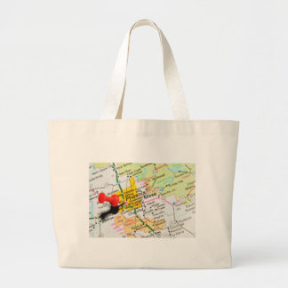 Phoenix, Arizona Large Tote Bag