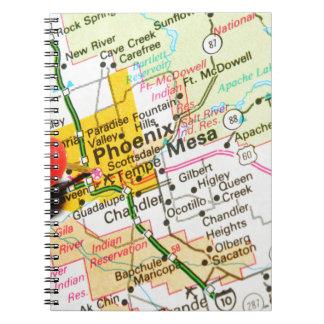 Phoenix, Arizona Notebook