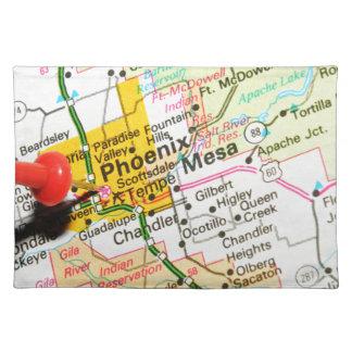 Phoenix, Arizona Placemat