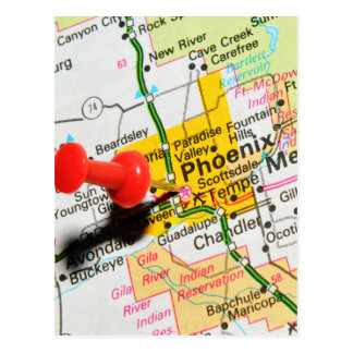 Phoenix, Arizona Postcard