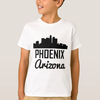 Phoenix Arizona Skyline T-Shirt