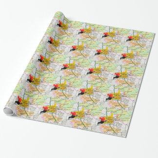 Phoenix, Arizona Wrapping Paper
