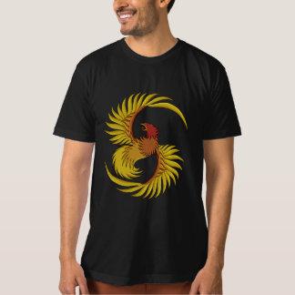 Phoenix Art Organic Men's Tee