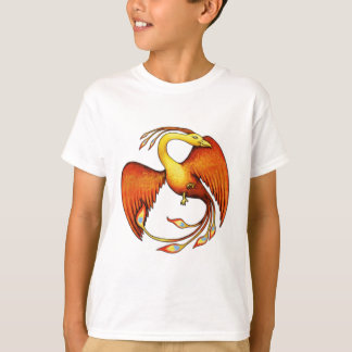 Phoenix Bird of Myth T-Shirt