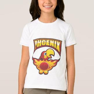 Phoenix bird vecter logo.ai T-Shirt