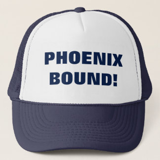 PHOENIX BOUND TRUCKER HAT