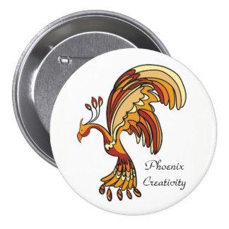 Phoenix Creativity Large Button