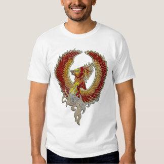 Phoenix Crest EDUN LIVE Genesis Unisex Standard Shirts