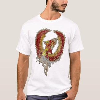 Phoenix Crest EDUN LIVE Genesis Unisex Standard T-Shirt