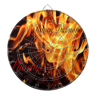 Phoenix Darts Dartboard