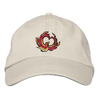 Phoenix Embroidered Baseball Caps