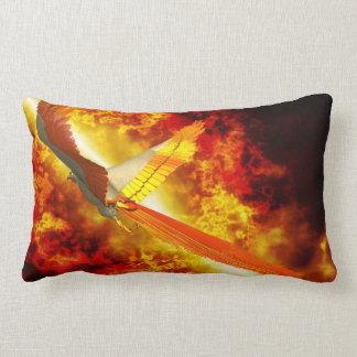 Phoenix Fantasy Gothic Lumbar Cushion