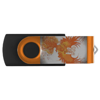 Phoenix Fire - Personalized USB Memory Stick
