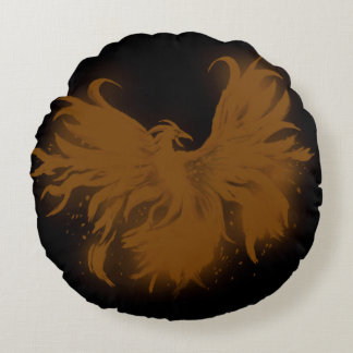 Phoenix Freedom Throw Pillow