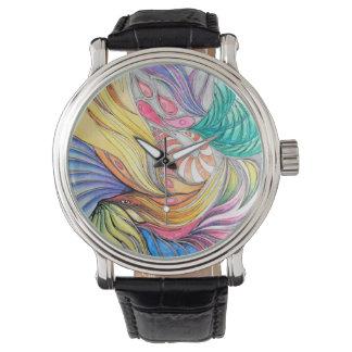 Phoenix Fronds Watch