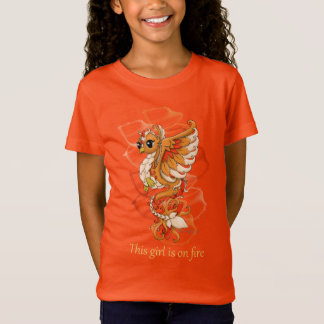 Phoenix Girl's T Shirt