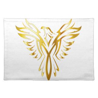 phoenix gold placemats