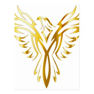 phoenix gold postcard