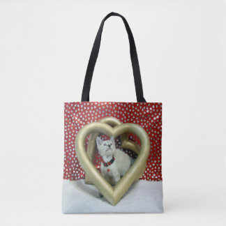 Phoenix Hearts For You Valentine Tote