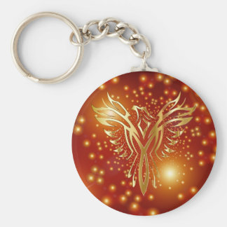 Phoenix Key Ring