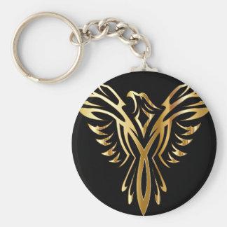 phoenix- key ring