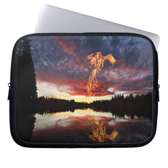 Phoenix Lake Laptop Sleeve