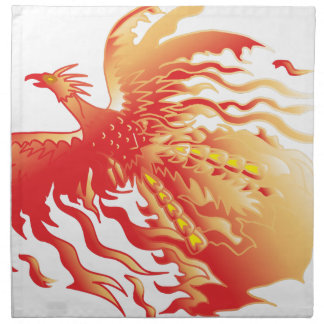 Phoenix Napkin