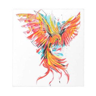 phoenix notepad