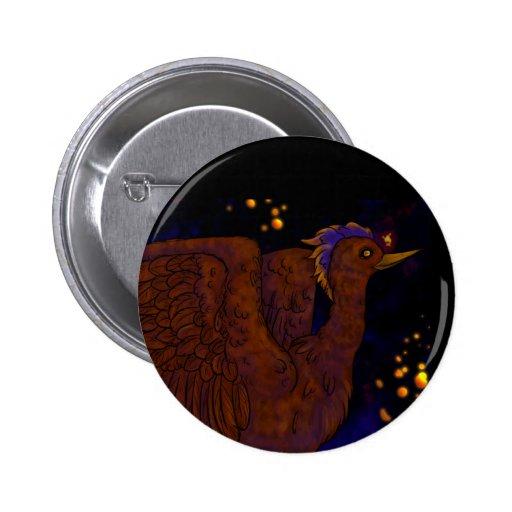 Phoenix Pin Back Button