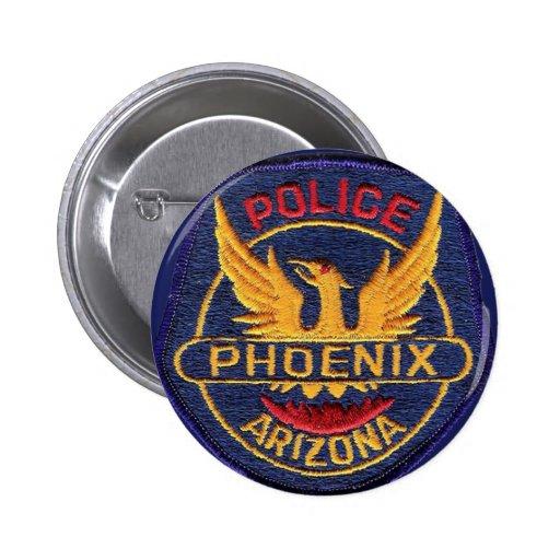 Phoenix Police Button