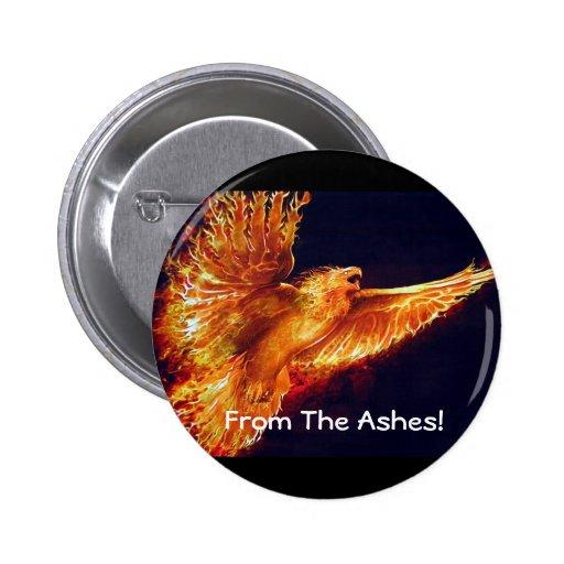 Phoenix Reborn!  Collector Button