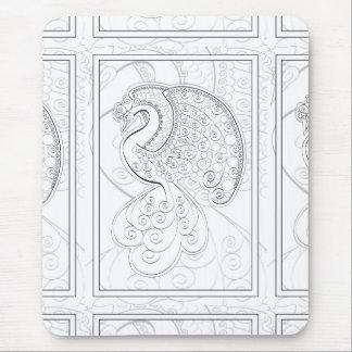 Phoenix reborn mouse pad