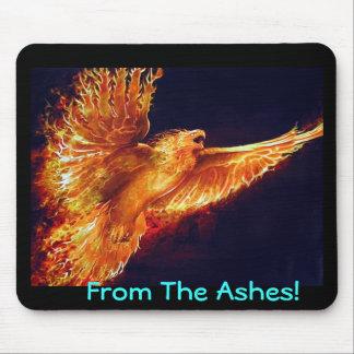 Phoenix Reborn! Mousepad