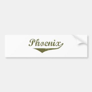 Phoenix  Revolution t shirts Car Bumper Sticker