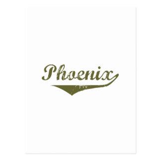 Phoenix  Revolution t shirts Postcard
