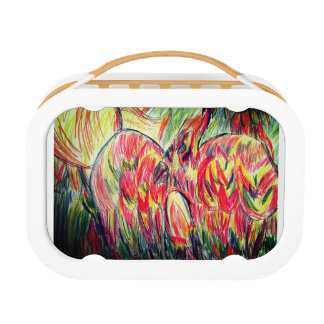 Phoenix Rise Lunch Box