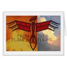 Phoenix Rising Card