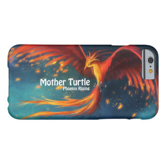 Phoenix Rising iPhone Barely There Bumper Case