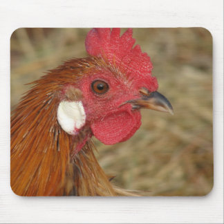 Phoenix Rooster Mouse Pad