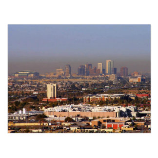 Phoenix Skyline, Arizona Postcard