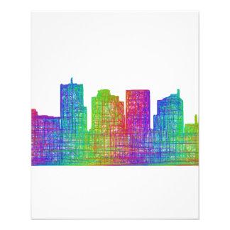 Phoenix skyline flyer