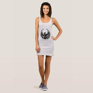 phoenix sleeveless dress