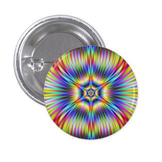 Phoenix Star 3 Cm Round Badge