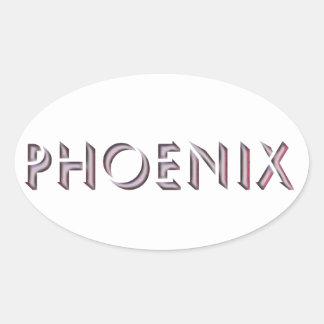 Phoenix sticker name