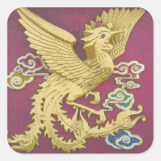 Phoenix Stickers