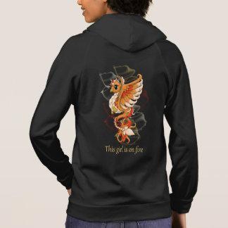 Phoenix Zip Up Hoodie