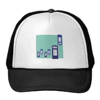 Phone Booth Cap