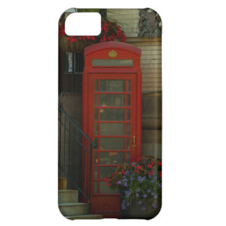 Phone Booth iPhone 5C Covers