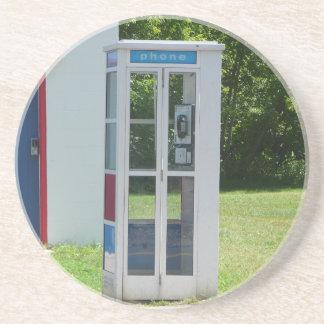 Phone Booth Coaster